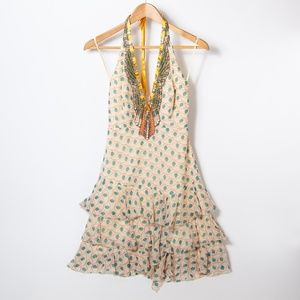 Nicole Miller COLLECTION_Boho formal dress_Size 0